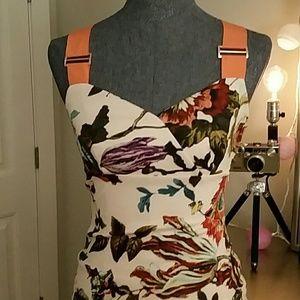 8d43bc6c0e8697 Ted Baker London Dresses - Ted Baker Amabel Midi Dress